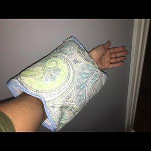 Arm Nursing Pillow Gender Neutral Paisley